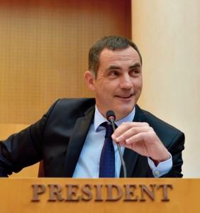 G SIMEONI President du CE CTC